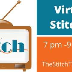 October Virtual Stitch-In!