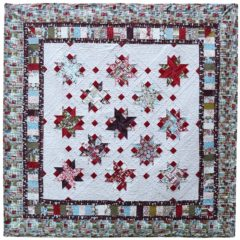 Get Ready for the Lucky Star Quilt Along!