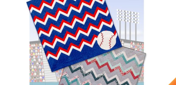 Introducing the Sportsball Quilt!