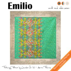 Introducing the Emilio Quilt Pattern