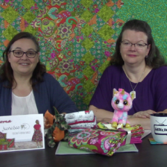 The Stitch TV Show – Episode 223 with Fabric Value and Judge's Feedback