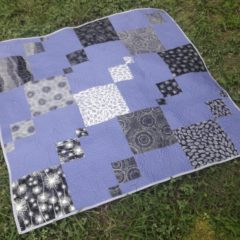 Blog Hopping with Christa Watson and the Kites Quilt