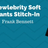 Frank Bennett of the National Quilt Museum Sewlebrity Soft Pants Stitch-In