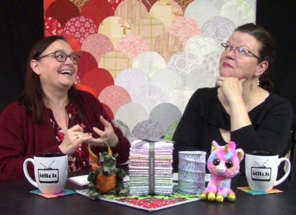 313: One-Patch Quilts and Trapunto