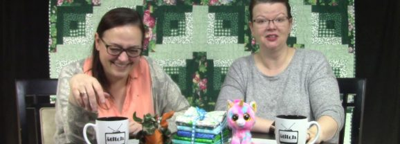 318: First Quilts and Travel Sewing Projects