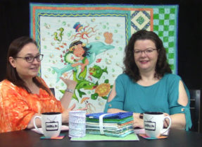 319: Batting Revisited and Baby Quilt Design Trends