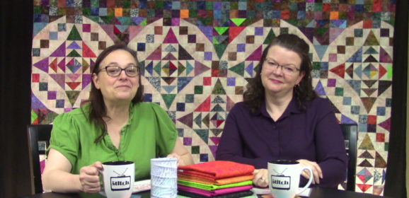 320: Paper Piecing Revisited and Specialty Rulers