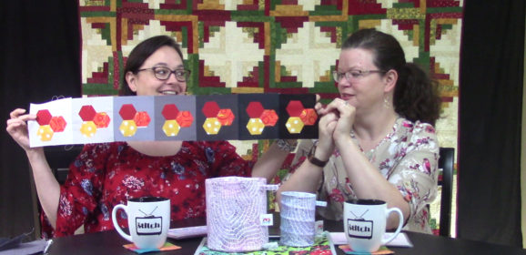 321: Low Volume Quilts and Bag Making Basics