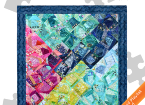 Introducing the Crazy Modern Quilt!