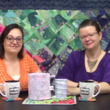 322: Specialty Stitches and Fussy Cutting