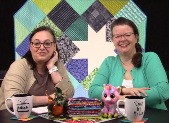 407: Binding Preferences and Go-To Quilt Patterns