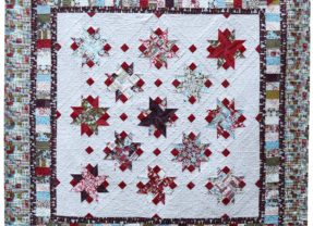 Win a Quilt from The Stitch TV Show for a Good Cause