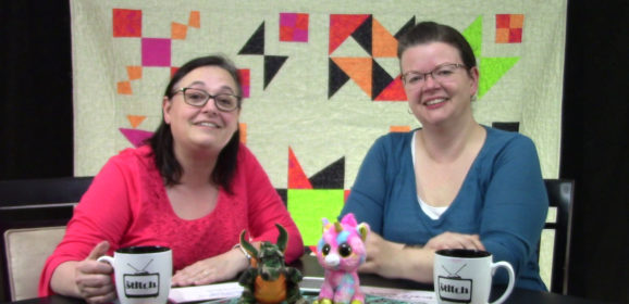 408: Bucket List Quilts and Walking Foot Quilting
