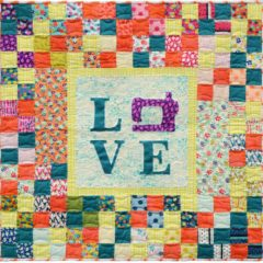 Sew in Love with Quilting