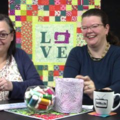 414: Wool Applique and Seasonal Quilts