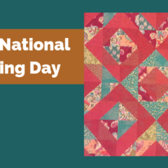 Announcing the National Quilting Day Color Lecture!