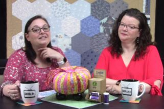 418: Die Cutting and Y-Seams in Quilting