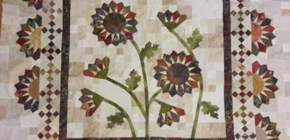 A Tale of Two Quilts: The Stories Behind Dresden Garden and Identity