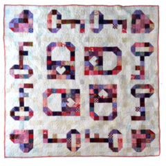 "Check Out Keys to My Heart in ""Our Quilting Journey"" Magazine"