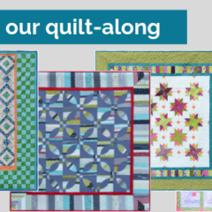Help us choose our new quilt-along!