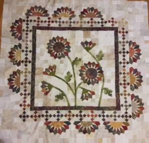 Dresden Garden Quilt