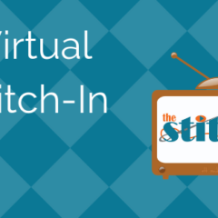 Virtual Stitch-In for April 2020: Still Sewcially Distant