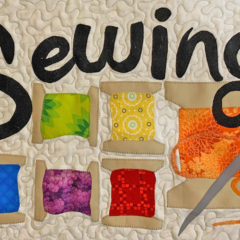 New Online Class: Make Friends with Machine Applique