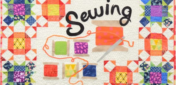 "Ready to ""Get Spooled"" in Quilting?"