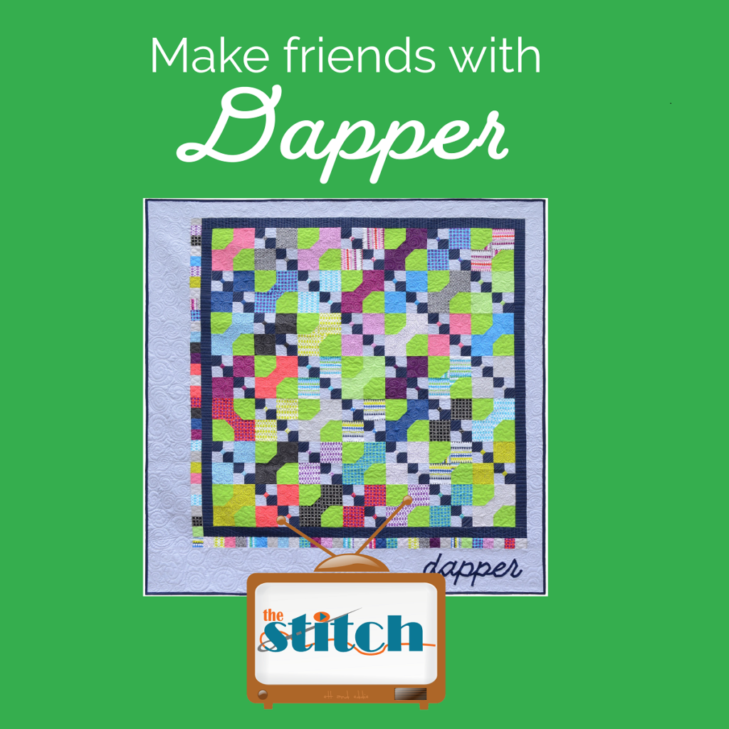 Dapper Quilt Video Class