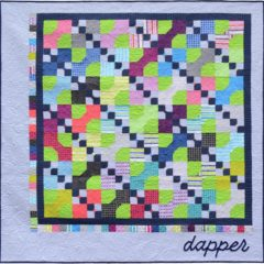 Introducing the Dapper Bowtie Quilt!