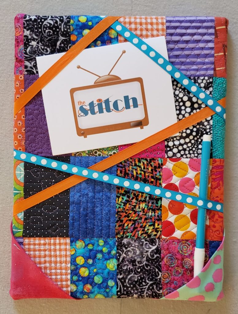 Quilted Memo Board