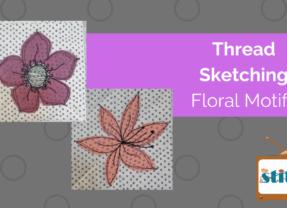 Thread Sketching – Quilting Tutorial