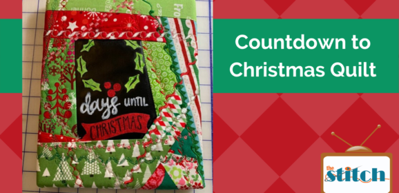 Countdown to Christmas Quilt