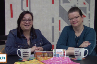 508: Quilting Hacks and Enhancing Quilt Designs with Quilting